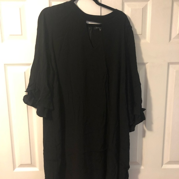Eloquii Dresses & Skirts - Black dress with sleeves